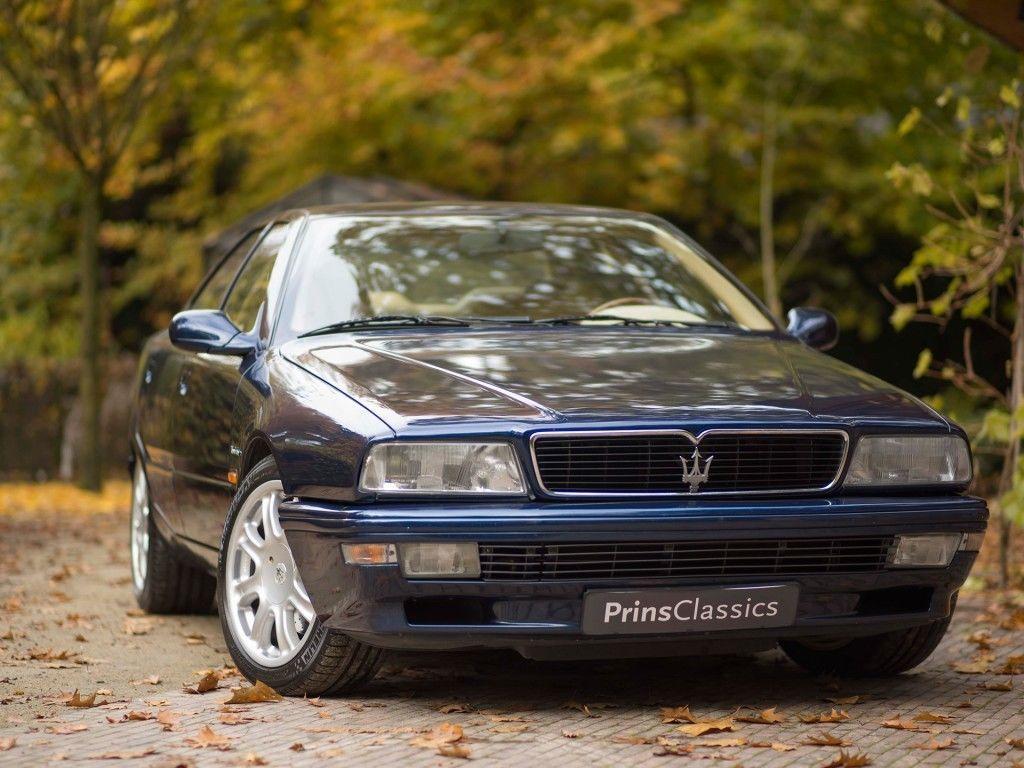 Maserati Quattroporte V6 Evoluzione als Limousine in ...
