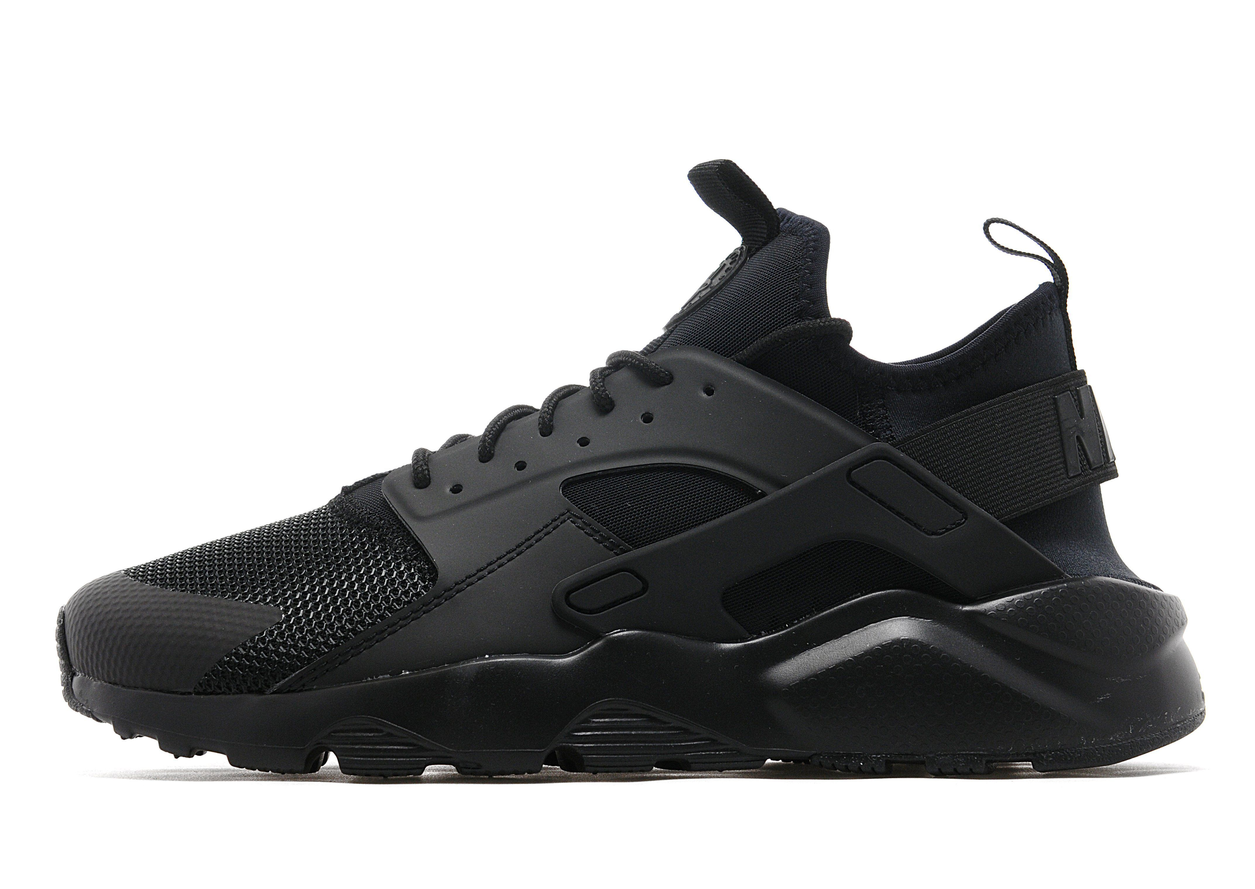 Nike Air Huaraches Ultra - Black   SNEAKERS   Chaussure, Chaussures ... f1576be944ab