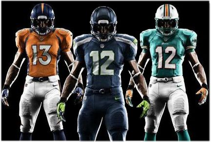 nike american football jersey
