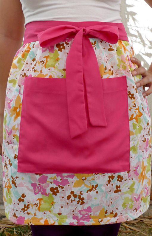 Delantales de cocina chic a chic pinterest delantal for Delantales de cocina