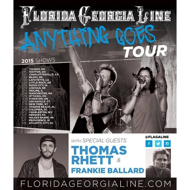 News The Country Music Duo Florida Georgia Line Have Announced Anything