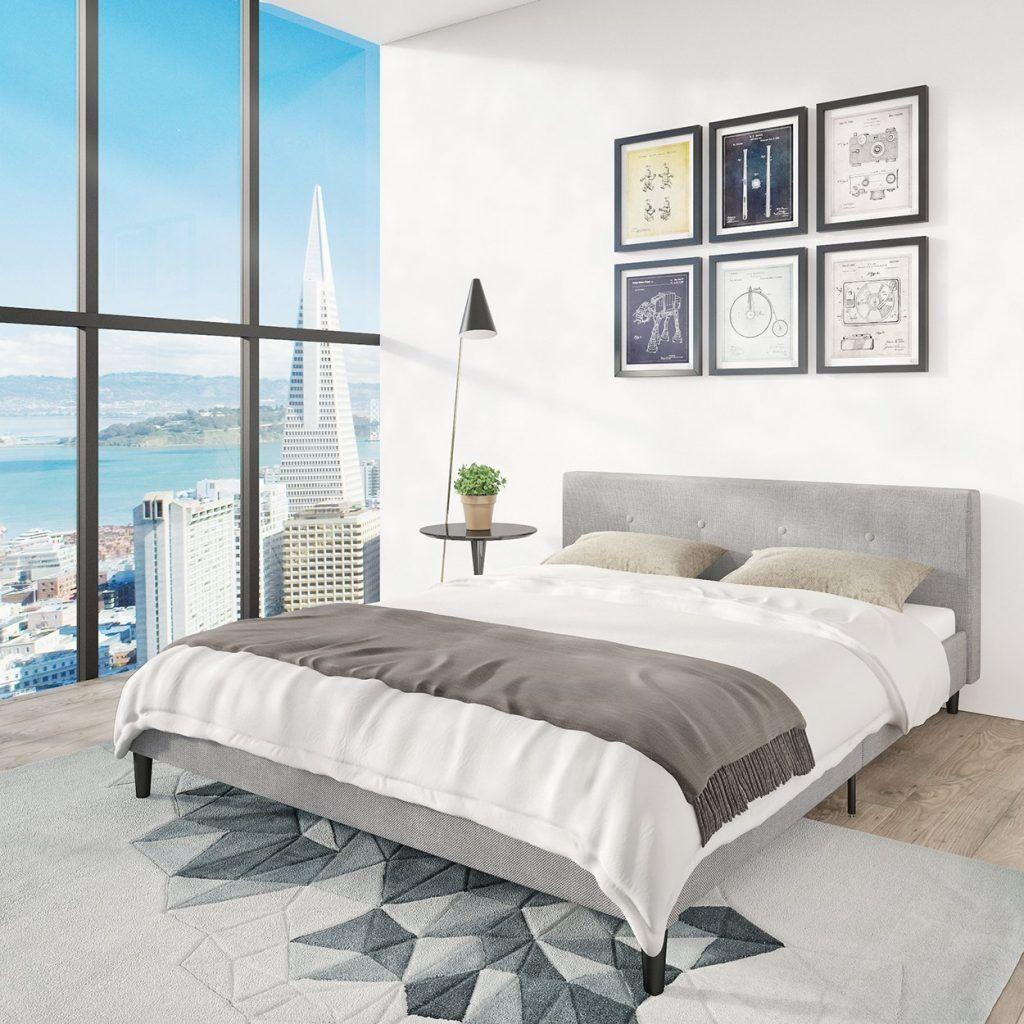 35+ Modern Bed Frames for Under 200 Modern bed frame