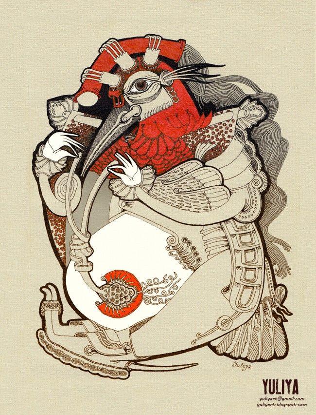 Rooster - Yuliya