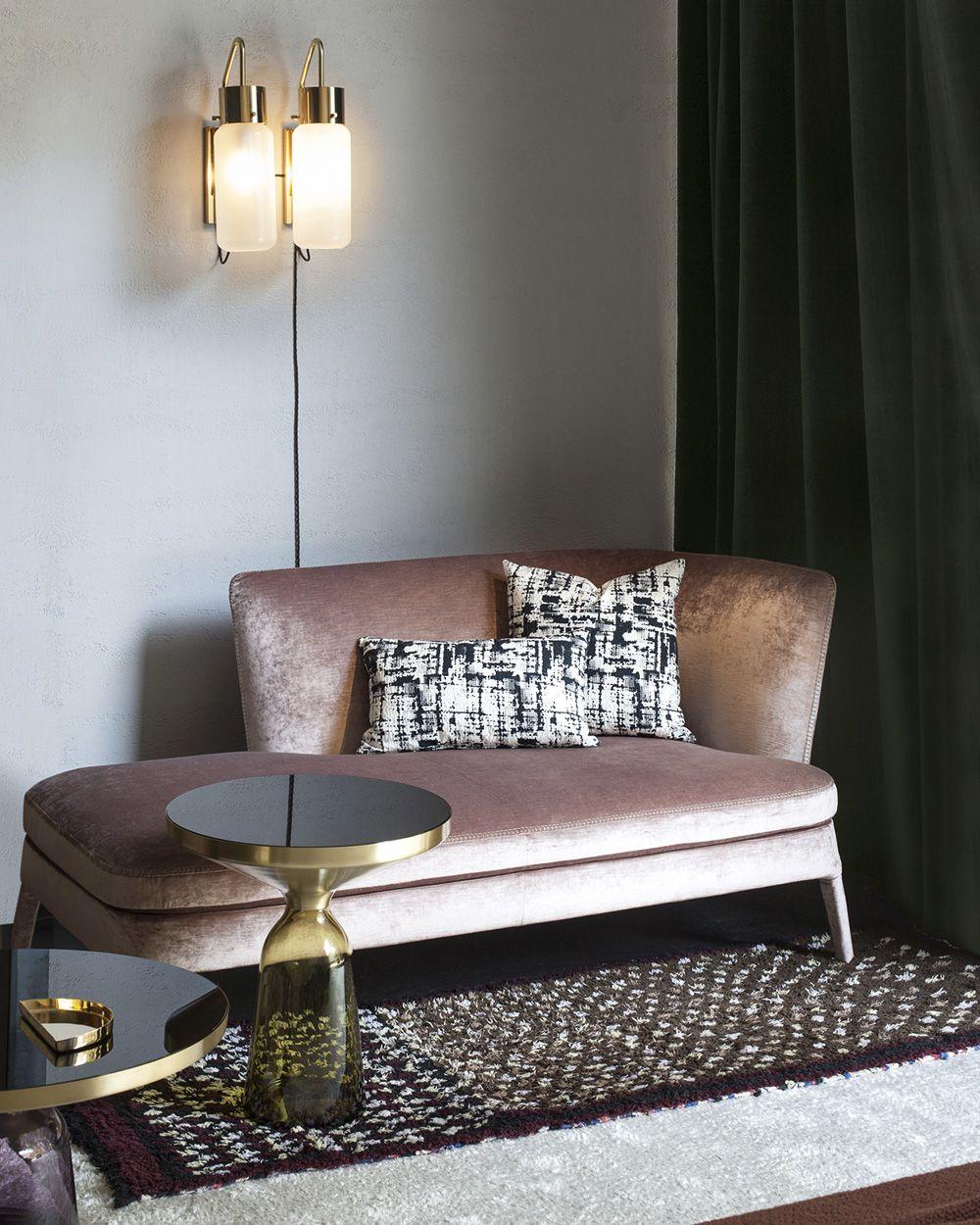 Meridienne Moderne Pour Salon installer une méridienne dans le salon | maison art déco
