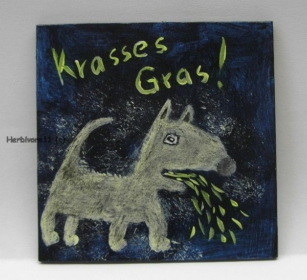 Krasses Gras