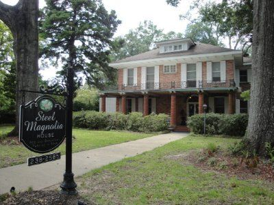 The Steel Magnolia House Bed And Breakfast Inn Natchitoches Louisiana Louisiana Mississippi
