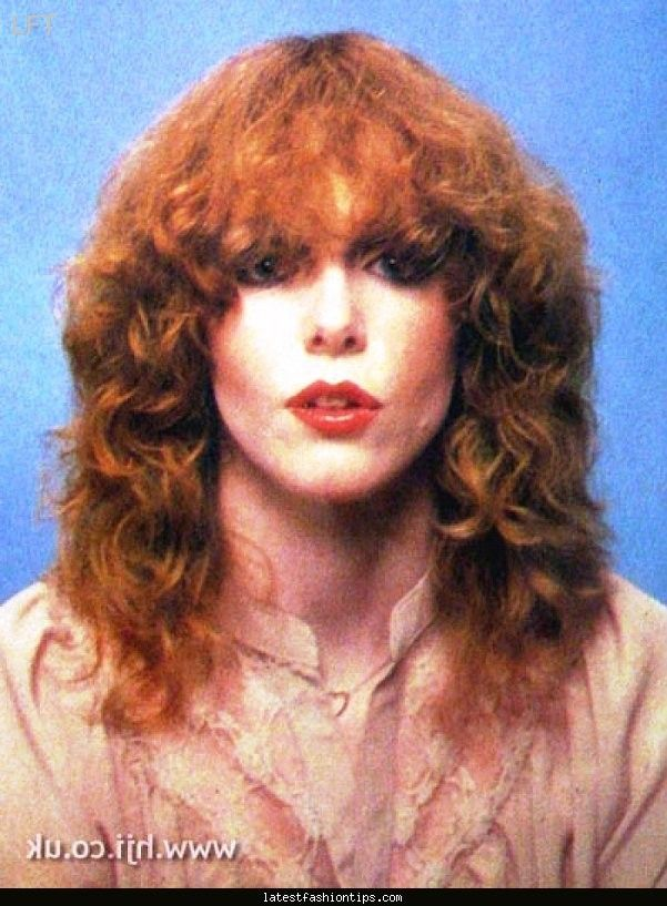 70s Hairstyles for medium curly hair - 1970\'s Hairstyles ...