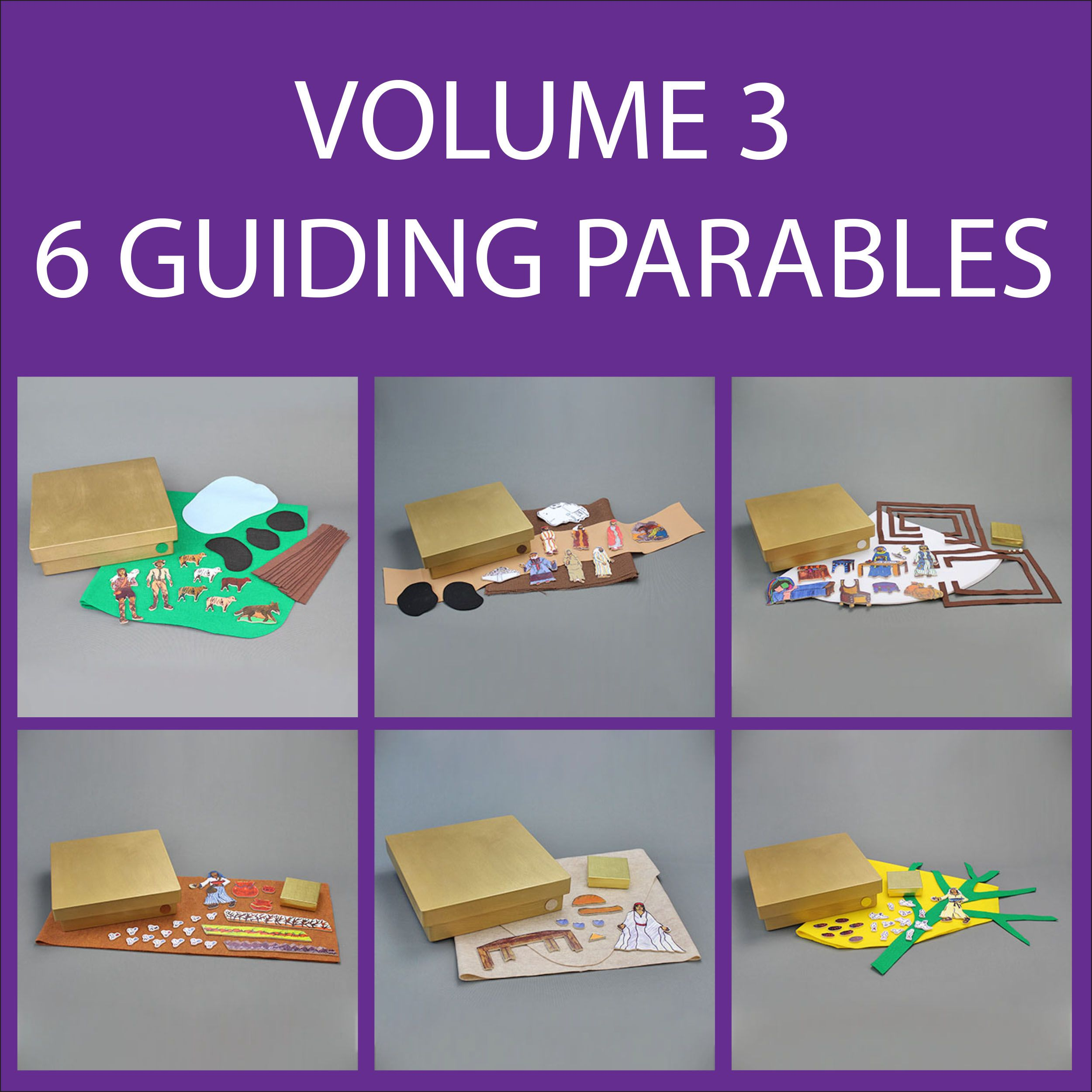 Gp325 Disc 6 Guiding Parable S