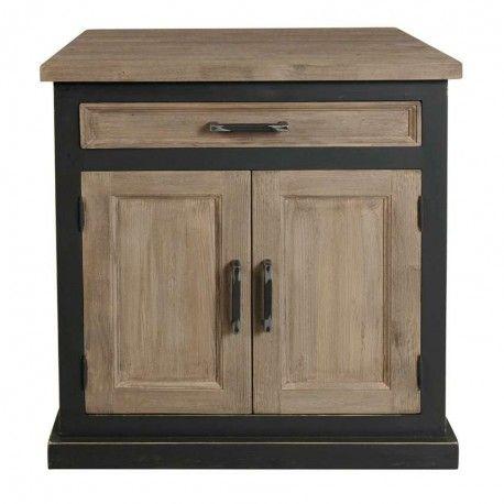 Superbe meuble de cuisine avec 1 tiroir et 2 portes, collection