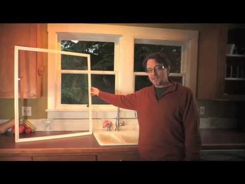Indow Windows Are Like Inside Storm Windows That Press Inside Your Window  Frames, Providing Superior Window Insulation At A Fraction Of The Cost.