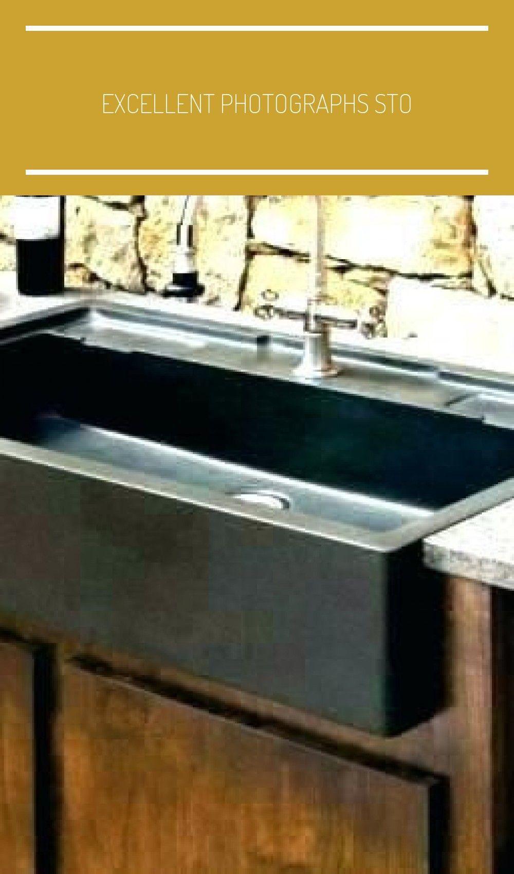 Excellent Photographs Stone Farmhouse Sink Strategies Being From Ireland And Hav In 2020 Diy Dekoration Dekoration