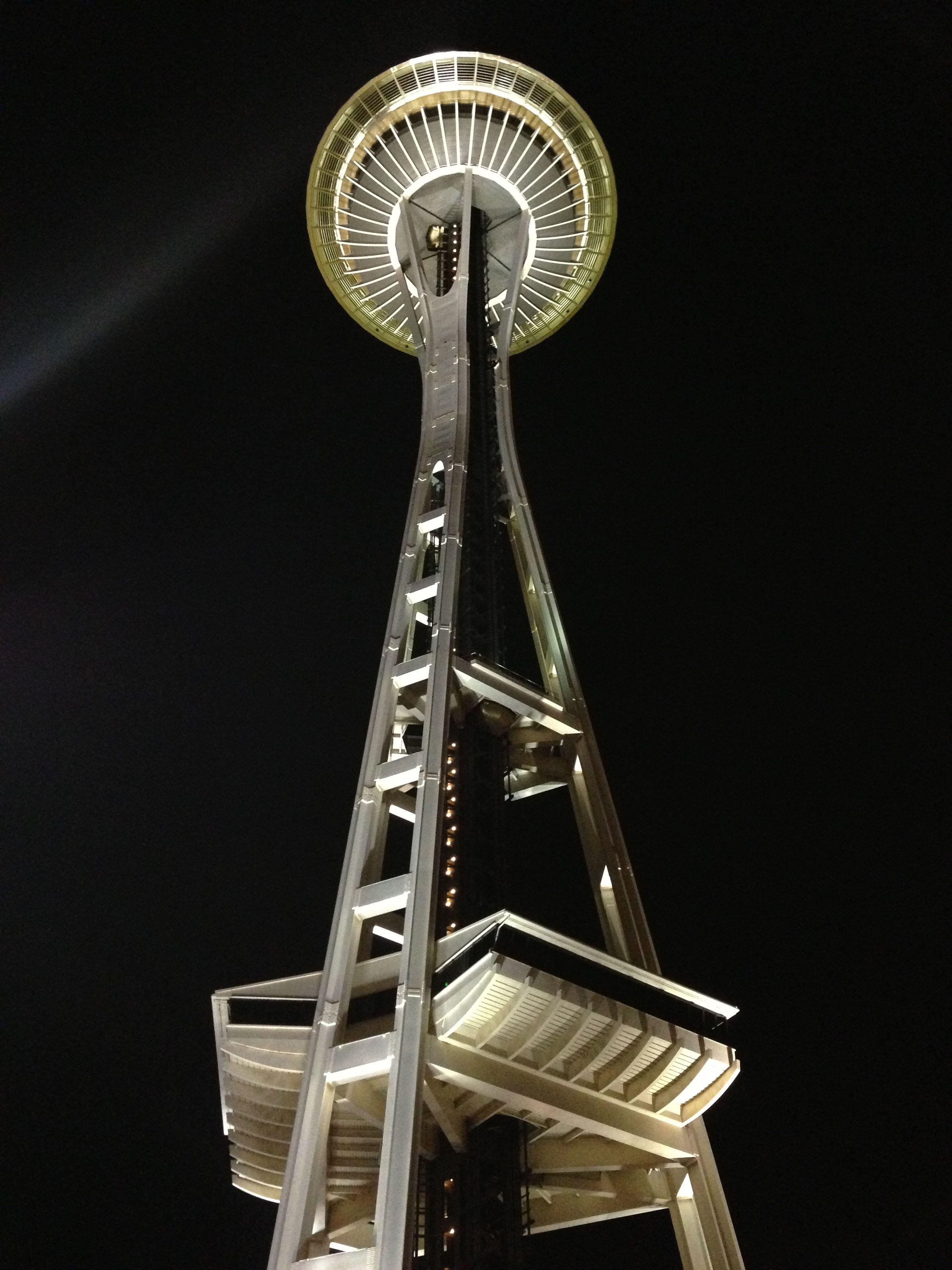 Seattle space needle space needle space needle seattle
