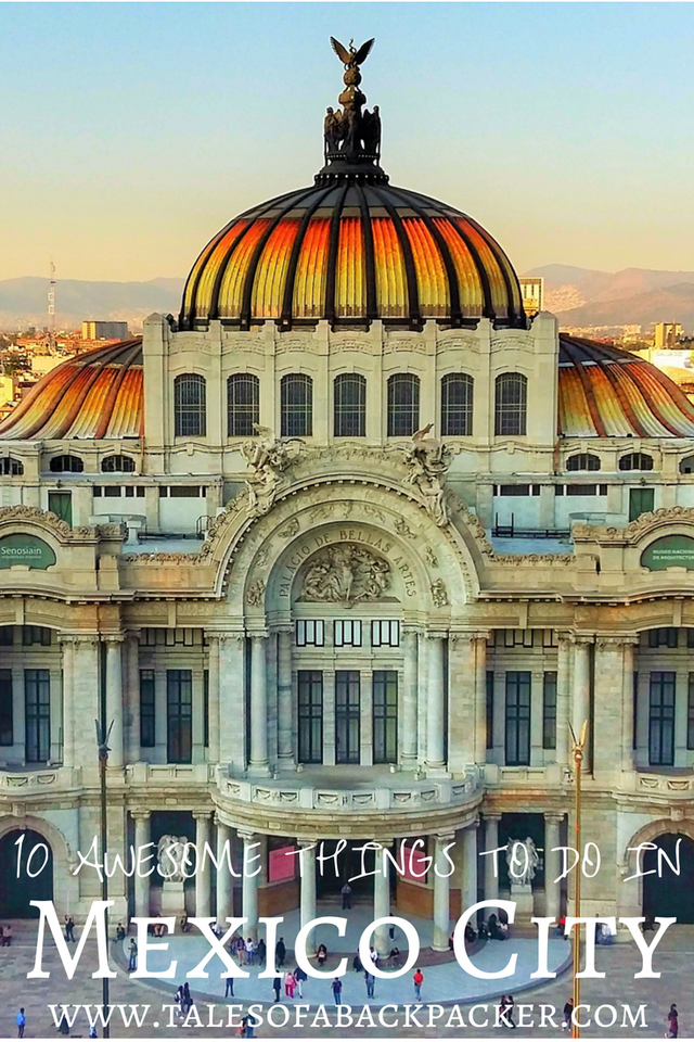 The Best Things To Do In Mexico City