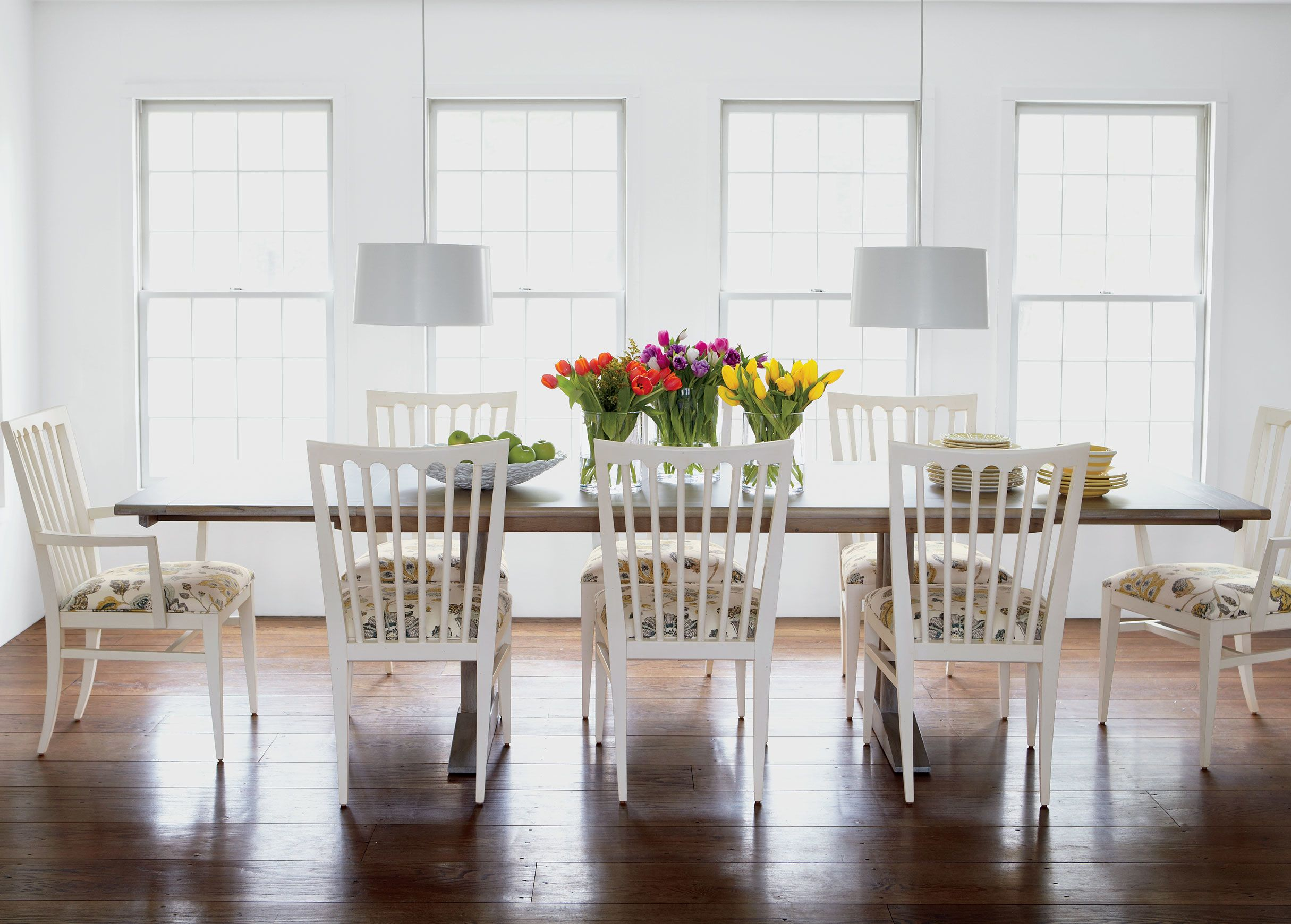 Sayer Extension Dining Table , Portobello (345) , large_gray   We ...