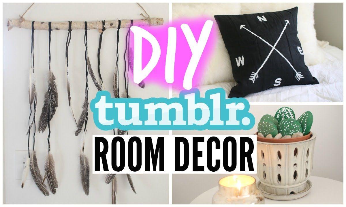Youtube Tumblr Room Decor Diy Christmas