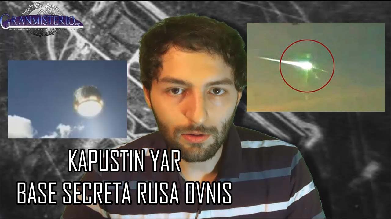 Kapustin Yar, la base secreta Rusa donde almacenan OVNIS