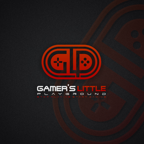 A Simple Yet Creative Logo For Our Youtube Channel Gamer S Little Playground Logo Design Contest Logo Design Contest Creative Logo Logo Design