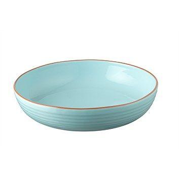 Cookware & Bakeware - Briscoes - Jamie Oliver Terracotta Bowl Blue ...