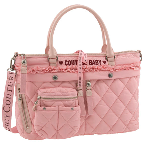 Cute Diaper Bag From Juicy Couture Baby