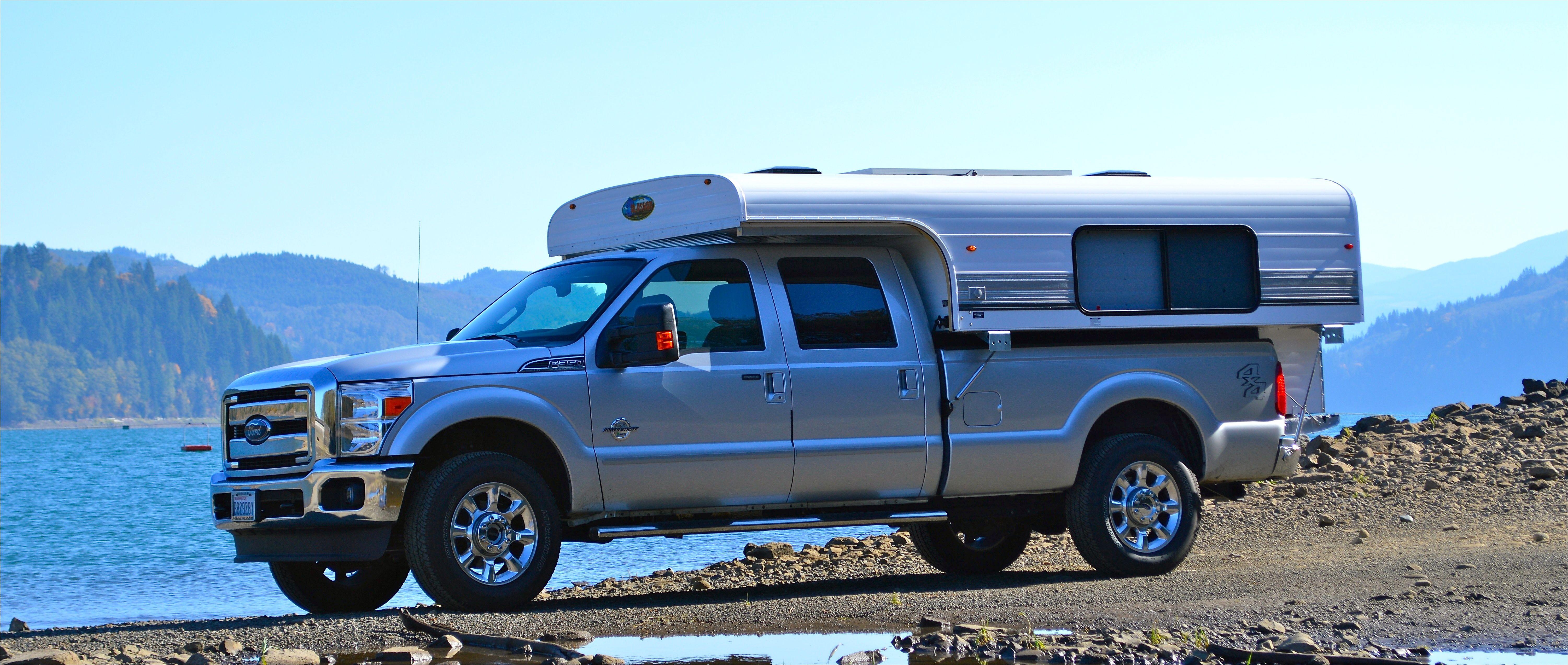 the alaskan campers inc pickup truck camper the campers camper road trip usa pinterest. Black Bedroom Furniture Sets. Home Design Ideas