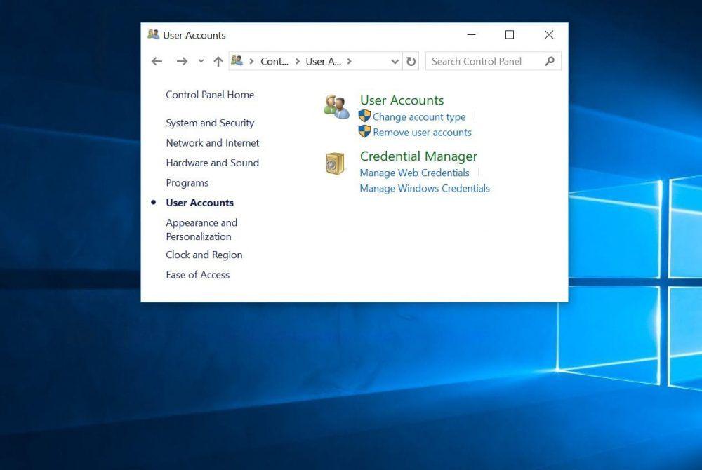 Change User Name And Rename User Folder In Windows 10