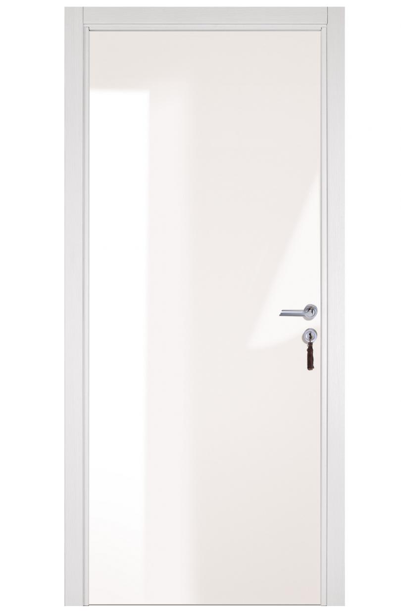 chene blanc bloc porte