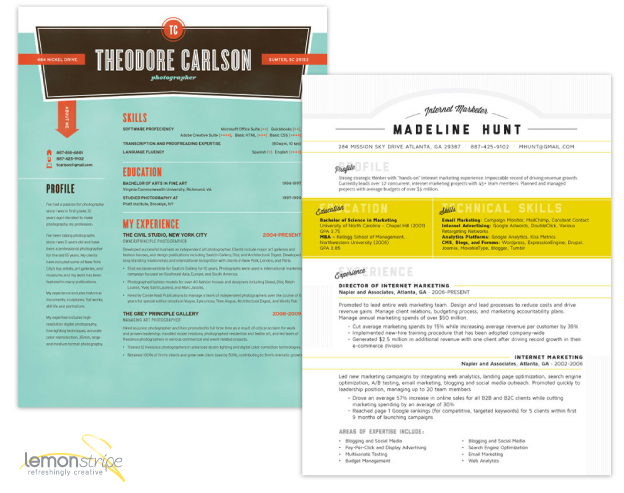 make your resume stand out how to make a resume pictures to pin