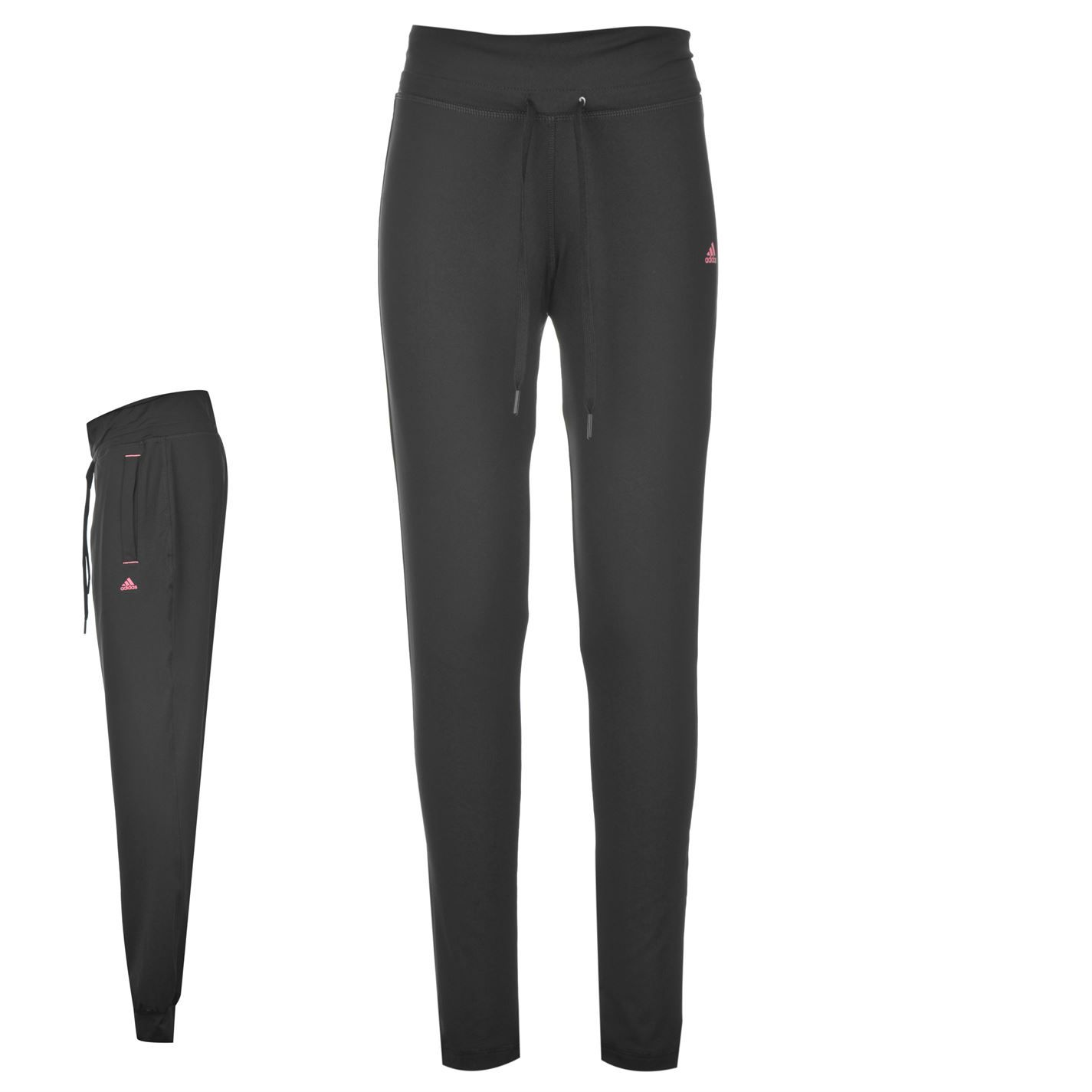 d70ab51c416fb Black/pink Adidas Clima Yoga tights. | Yoga - Clothes | Gym clothes ...
