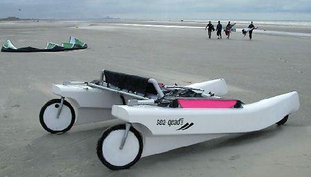Sea-Quad Amphibious Vehicle Can Go From Land to Sea – TechEBlog – LGMSports.com