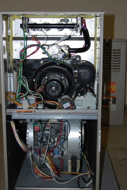 Air Conditioning Transformer Wiring Diagram Inside Of A Bryant 925m Gas Furnace By 88hvac Com Gas