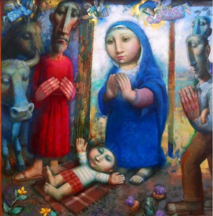 Alvaro Reja Exposito (1964) Badajoz- España