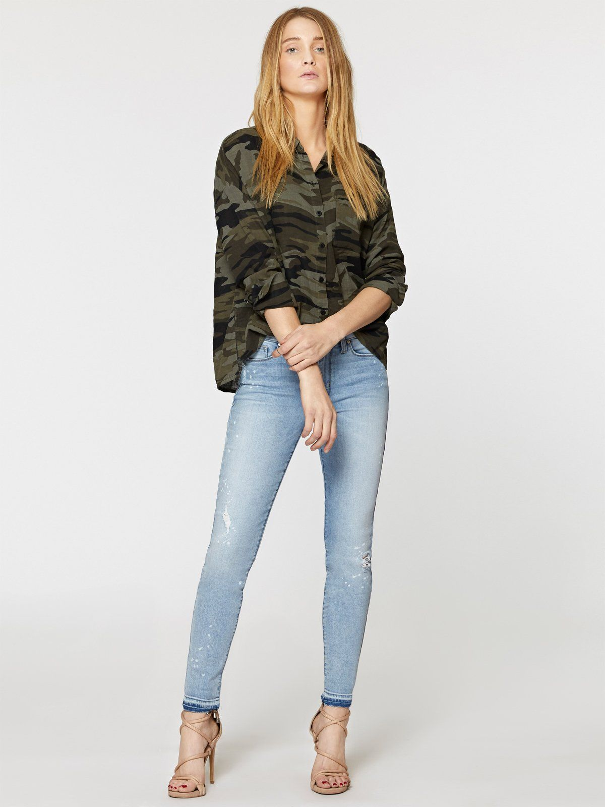 d82cda261da The Ojai Camo T-shirt dress is the ultimate summer staple. Crafted from  soft Cotton