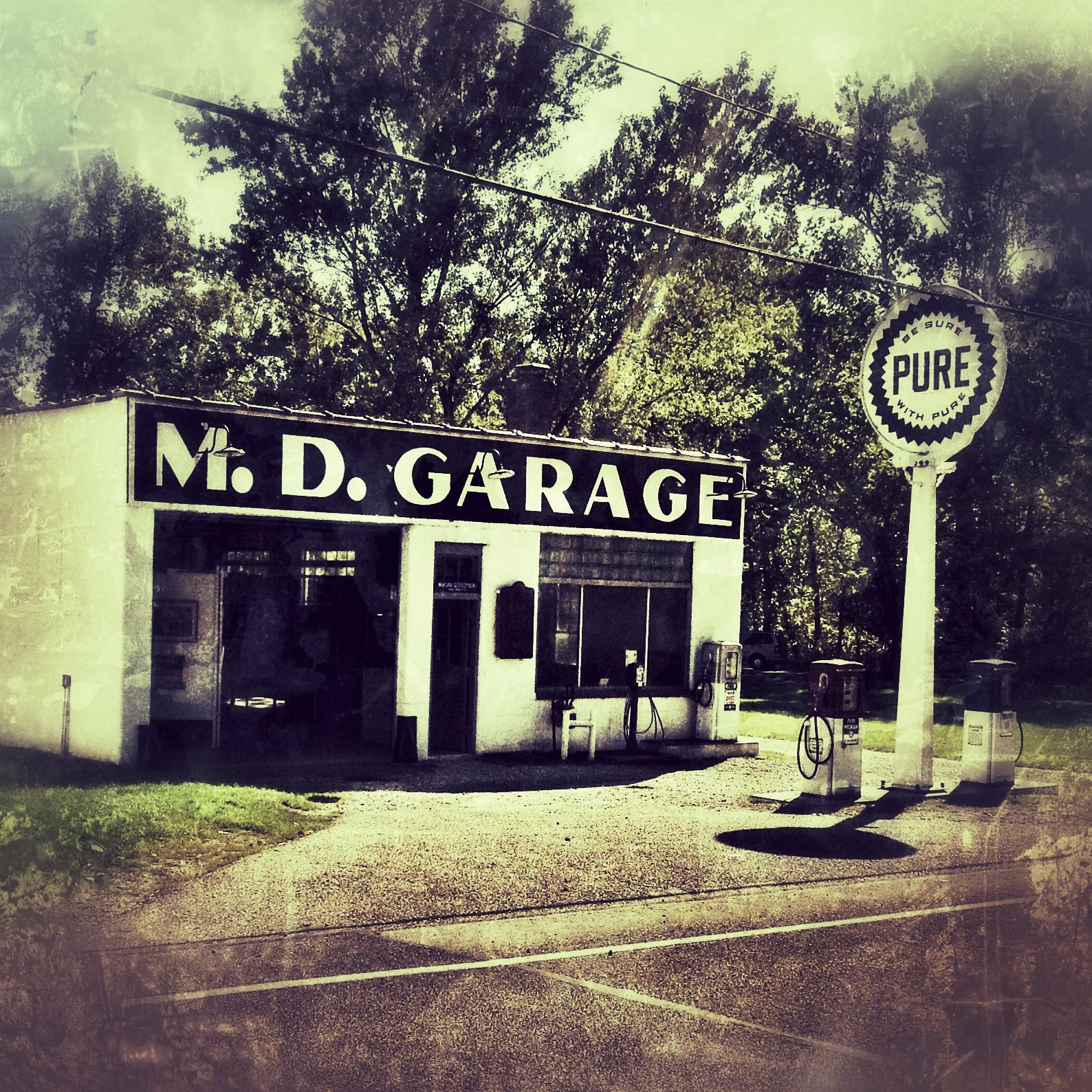 MD Garage Cuyahoga valley national park, Cuyahoga valley