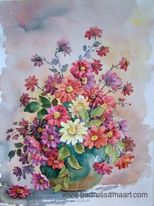Reza Badrossama Gallery، Flower 14