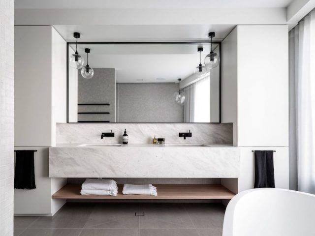 Salle de bain design 2016- les meilleures idées de décoration en