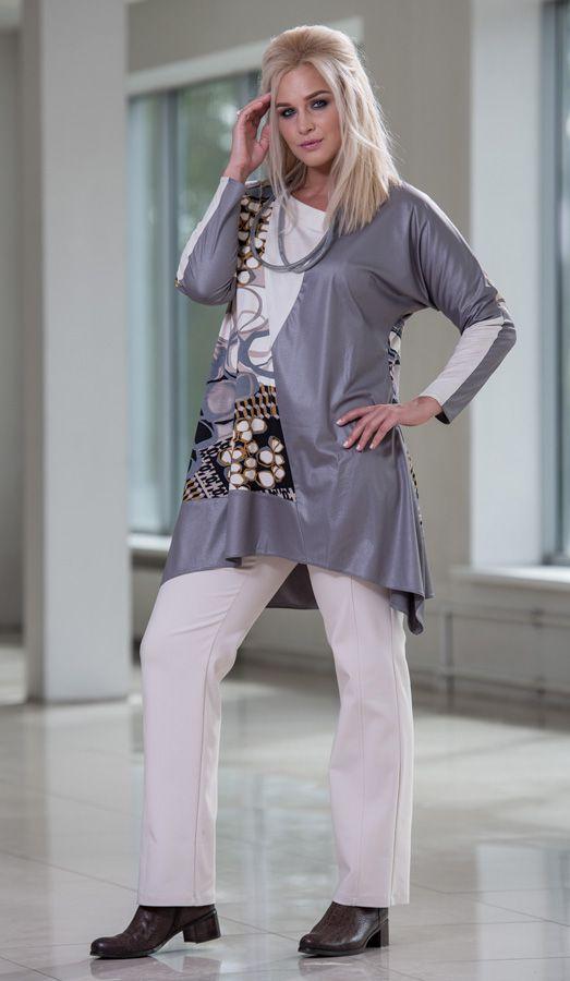 201e2107c90e Женская одежда больших размеров 52-70. Оптом и в розницу. // Интернет- магазин // Туники