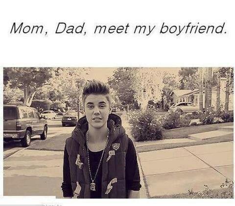 He is my boyfriend sorry girls