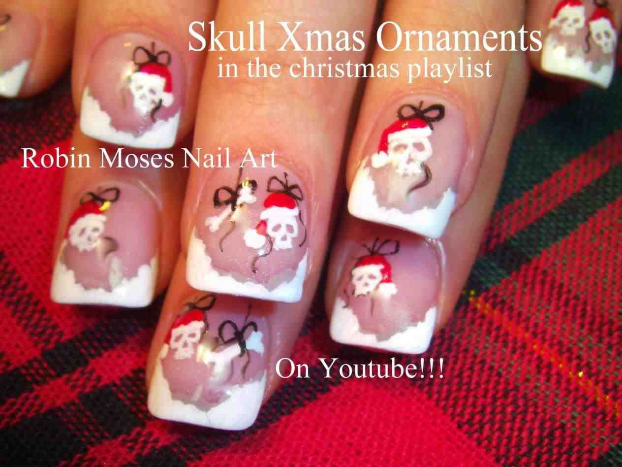 New Post-easy christmas nail designs step by step-Trendingcheminee ...