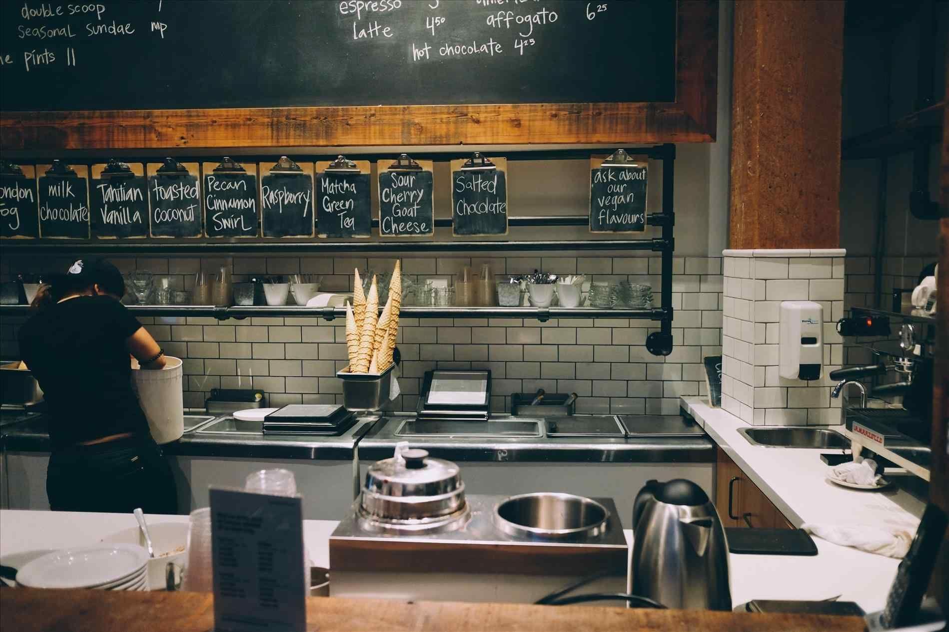 Image Result For Coffee Shop Kitchen Design Interior De Cocina Diseño De Cocina Diseño De La Cocina