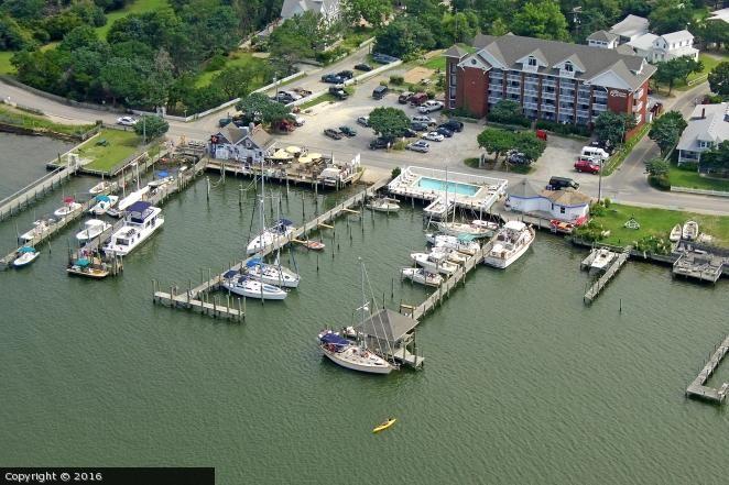 Anchorage Inn Marina In Ocracoke North Carolina United States Ocracoke United States States