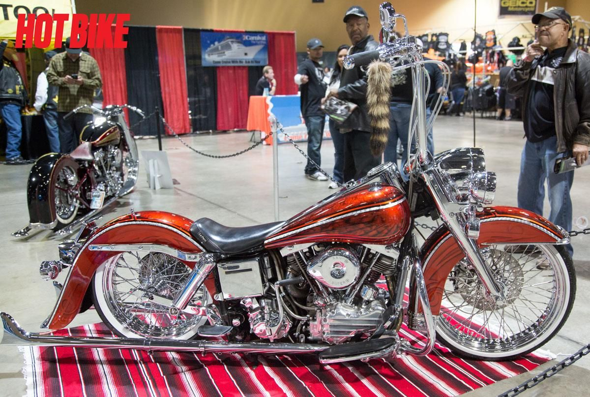 Long Beach Custom Harley Davidson Motorcycle Show Mega Photo