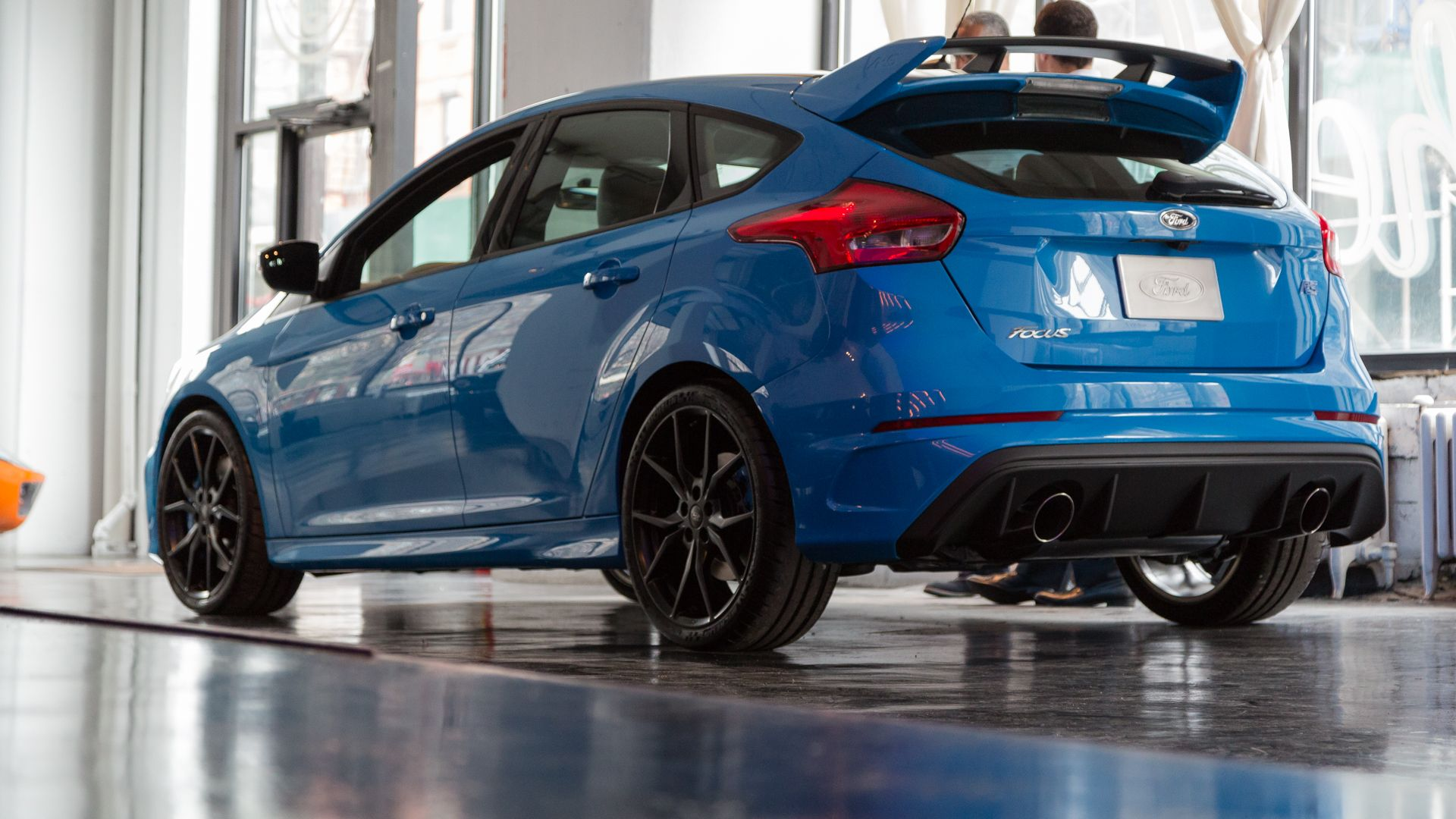 Why The Only 2016 Ford Focus Rs in America Is A Half Million