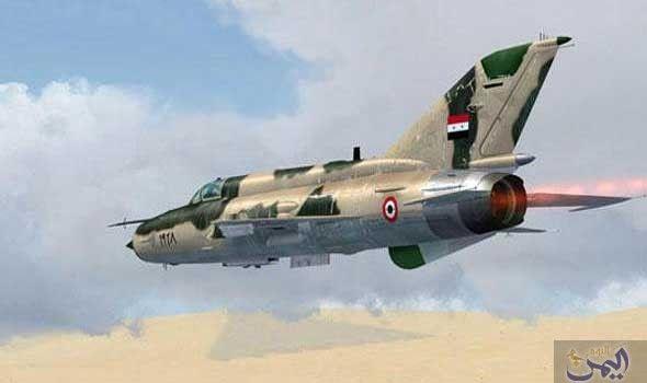 سلاح الجو السوري يقتل 25 مدني ا بقصف واصلت الطائرات الحربية