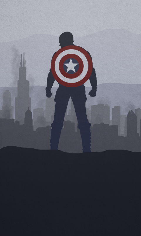 Download 830+ Wallpaper Wa Captain America HD Terbaik