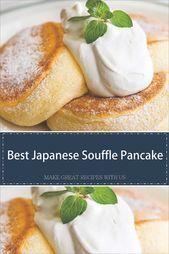 Photo of Best Japanese Souffle Pancake | dessert, dessert recipes, easy dessert recipes, …