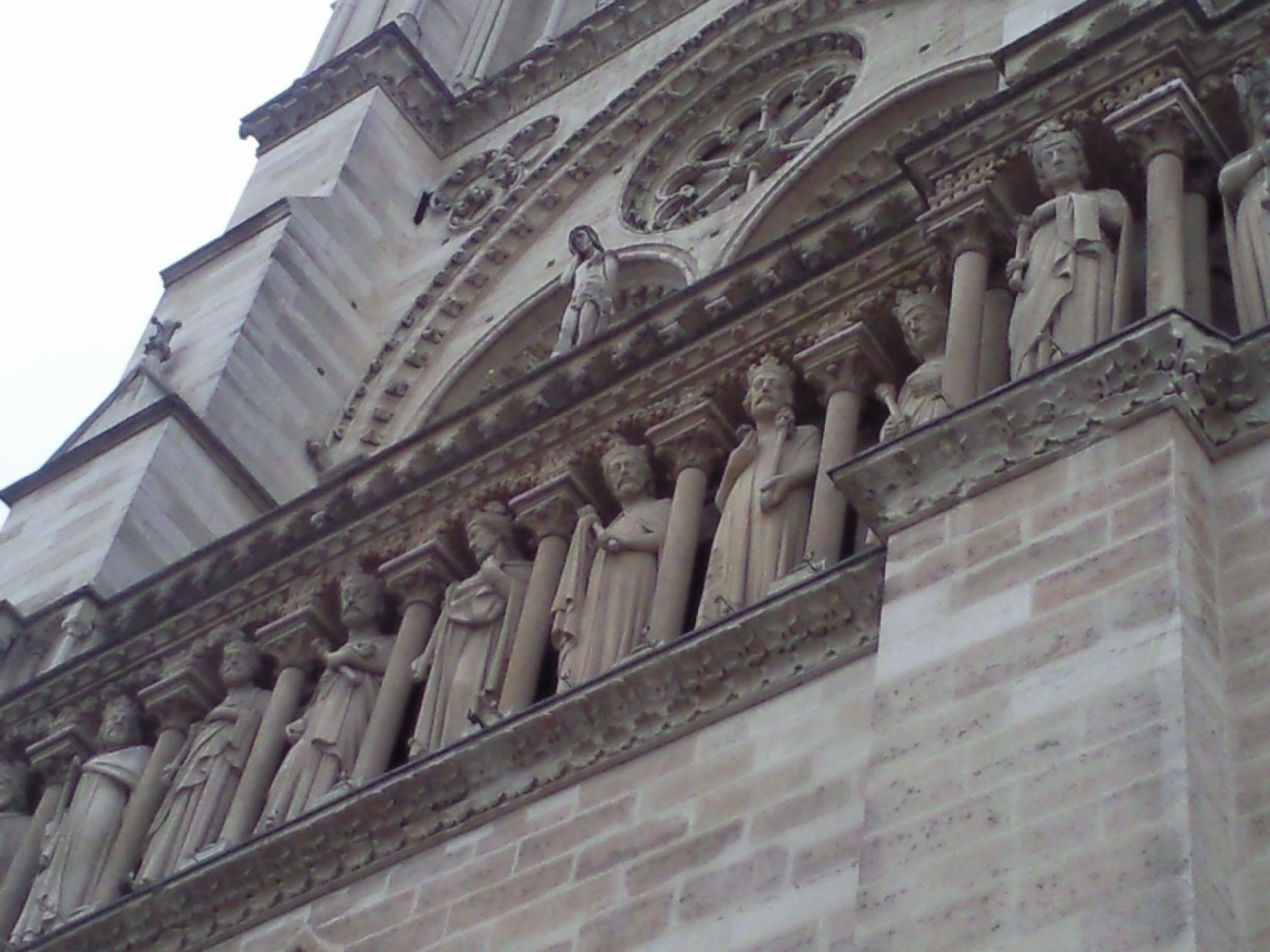 Paris....Magnifique Notre-Dame...