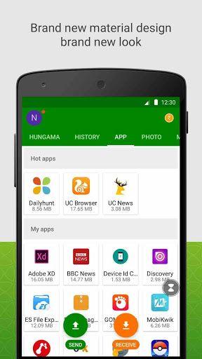 xender file transfer share app
