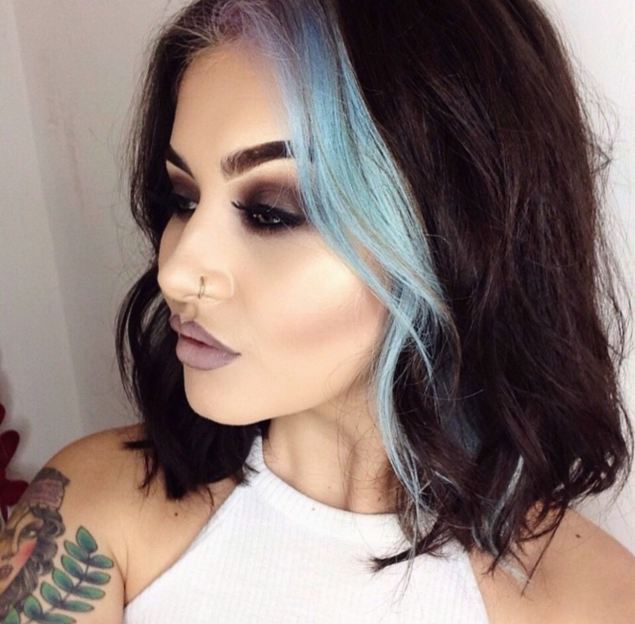 Ig Jamiegenevieve Hair Color Streaks Hair Styles Hair Streaks
