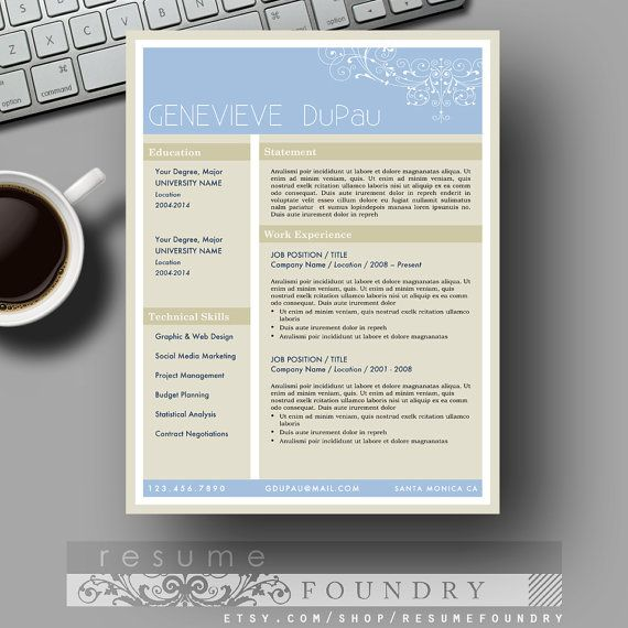 Resume Template Word Mac Delectable Resume Template And Cover Letter For Word Mac Orresumefoundry .