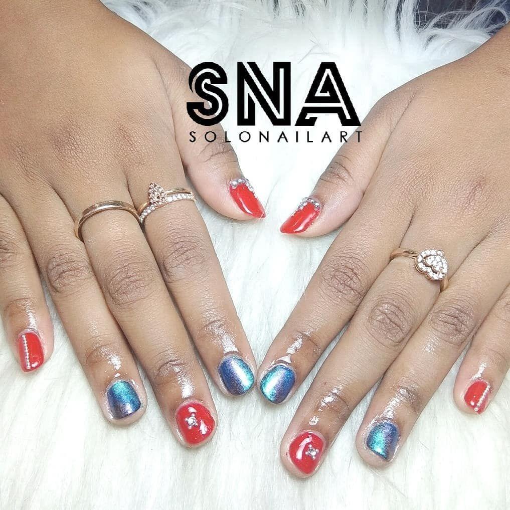 Photo of nails art of cicero